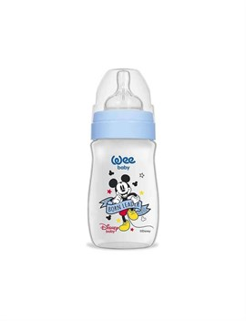 Wee Baby 176 Disney Klasik Plus Biberon 250 ml  Mavi